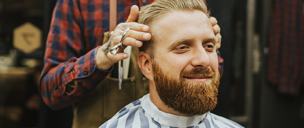 'Styling' coverage for beauty, barber clients